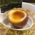 きくちひろき - ・味付玉子 120円/税込