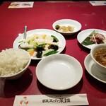 横浜中華街 中國上海料理 四五六菜館 - 前半戦。