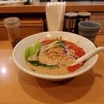 中華蕎麦 はる - 料理写真:冬季限定担々麺