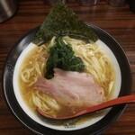 誠屋 - 太麺らーめん700円