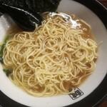 誠屋 - 替え玉100円