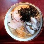 スープメン - 牡蠣塩らぁ麺(お取り寄せ)