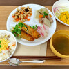 あじさいファーム - 料理写真:コレで500円税込☆ お野菜たっぷり