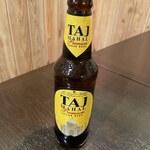 エベレスト セルフ キッチン - インド ビール TAJ MAHAL  BEER