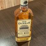 エベレスト セルフ キッチン - ネパール ウイスキー OLD DURBAR