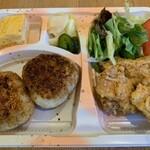 魚徳 - 料理写真:焼きうなぎり弁当