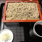 Kandamatsuya - ◎もりそば700円