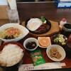 てきさす - 料理写真:ハンバーグ定食