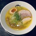 伊駄天 - 伊駄天らー麺(塩) 800円
