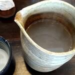 145232914 - 蕎麦湯