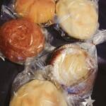 145233141 - 購入したパンその2。                       次回は他のも食べる予定です。