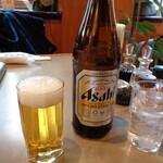 145233607 - まずはビールで