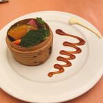 145237135 - 三浦の朝獲り蒸し野菜