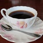 喫茶レストラン フラミンゴ - コーヒー