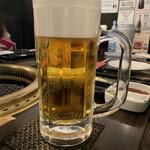 145240429 - 最初は生ビール
