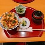 天ぷら いづも - かき揚丼