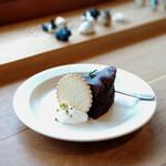 HAREL coffee - 料理写真:クラシックガトーショコラ