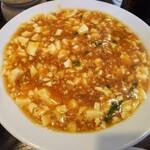 味一番!九州ラーメン 博多っ子 - 麻婆豆腐