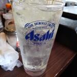 味一番!九州ラーメン 博多っ子 - チューハイ