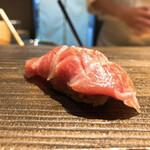 Ebisusushishiorianyamashiro - 大間の本マグロ 大トロ