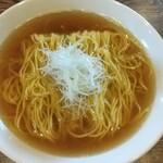 Ikkyou - 和風ラーメンの麺
