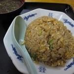 食事処 志野 - チャーハン ¥780-