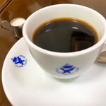 エビアンコーヒー - ホットコーヒー