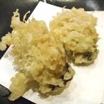 天ぷら処 こさか - カキの天ぷら
