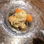 カパンナドルソ - ナッツとキャラメルが美味しいデザート。アイスのようでアイスじゃない!