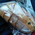 パンテーブル - ぶどうのパン