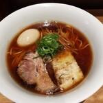145255930 - 醤油らぁ麺