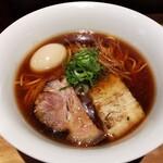145255931 - 醤油らぁ麺