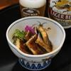 千寿 - 料理写真:2012.8 うざく(1,000円)