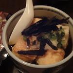 多慶家 - 揚げ出し豆腐