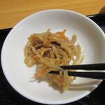 唐苑 - 中華風切り干し大根煮
