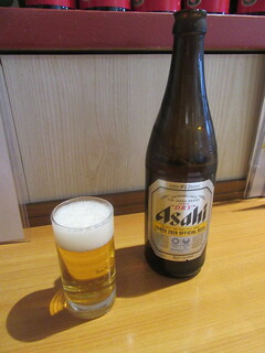 唐苑 - ビール