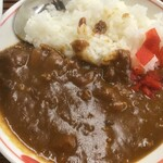 めん王  - ミニカレーは家庭的なお味(2020.12.14)