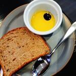Restaurant AQUA Table - ⚪パン