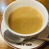 キャプテンズ・キッチン - 料理写真:ランチのスープ
