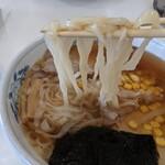 手延ラーメン 北山 - 麺リフト
