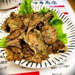 肉のヤマキ商店 - 焼肉皿(並)360円