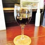 酒肴商店 アジト - 赤ワイン
