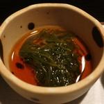 酒盃 - 箱膳 (クロモ酢) (2012/08)