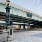 145282664 - ☆東京日本橋は道路元標があり、日本全国に巡らされた道路網の起点となっている。