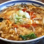 中華れすとらん とらの子 - 料理写真:人気№1:酸辣湯麺