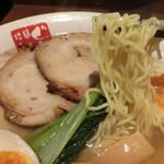 ラーメンぐんじ - 塩スペシャル。1,050円