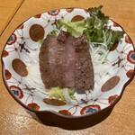 和彩厨房 KATURA - 牛ステーキ