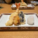 和彩厨房 KATURA - 天ぷら盛り合わせ