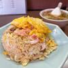 飛鳥 - 料理写真:五目チャーハン(スープ付き)¥650