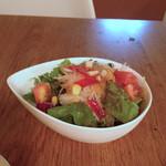 ジャンブルアップ - ランチのサラダ